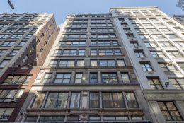 View of 35 West 36th Street - Rudder Property Group