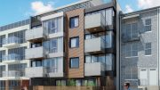 Rendering of 163 Beach 96th Street - Michael Muroff Architect
