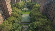 Riverton Square in East Harlem, Manhattan. Image courtesy of NYC Housing Connect