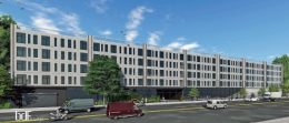 Rendering of 2134 Coyle Street - BDF Design