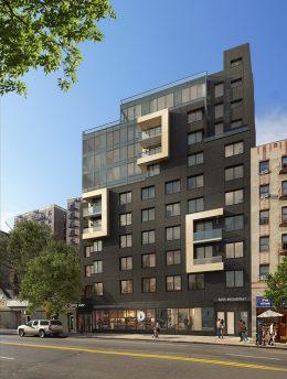 Rendering of 5055 Broadway - Timber Equities