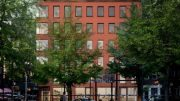 View of 182-186 Spring Street looking south from Vesuvio Playground – Selldorf Architects